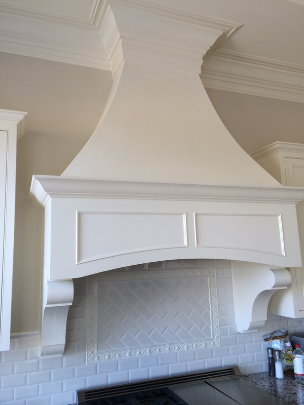 custom vent hood kitchen click here to view pictures precision custom cabinets when quality matters